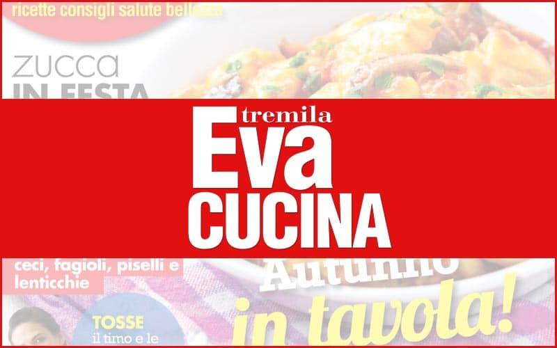 Eva cucina european network editore for Riviste cucina